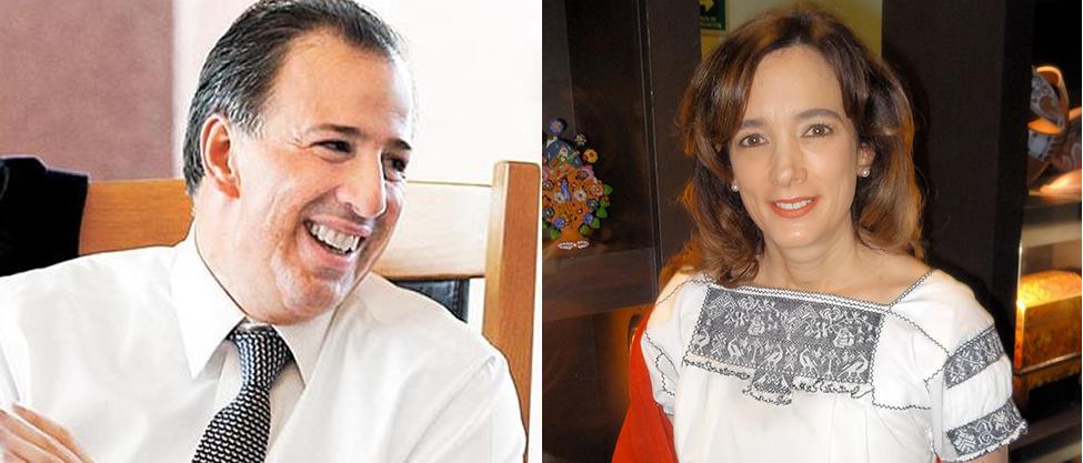 ¿A qué se dedica la esposa de José Antonio Meade?