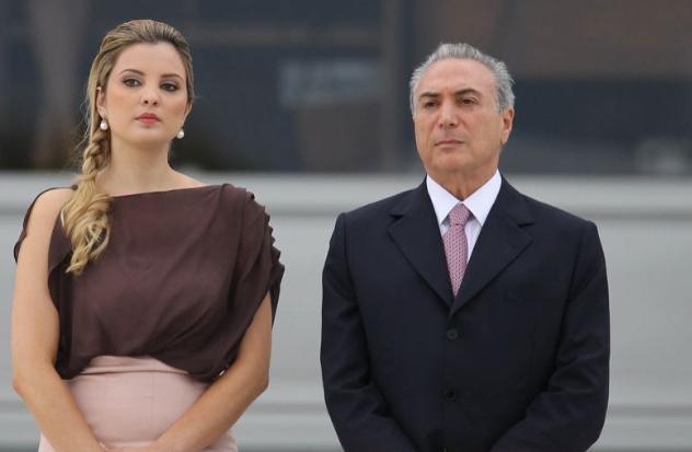 11 datos para conocer a la guapa y polemica primera dama de Brasil