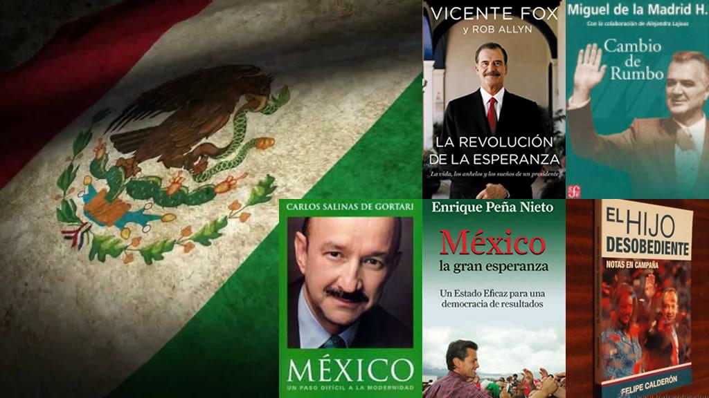 Las memorias de los expresidentes de México [Segunda parte]