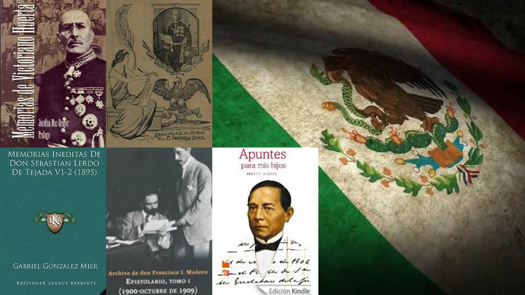 Las memorias de los expresidentes de México [Primera parte]