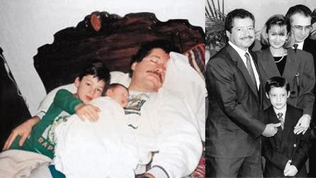Así han crecido los hijos de Luis Donaldo Colosio