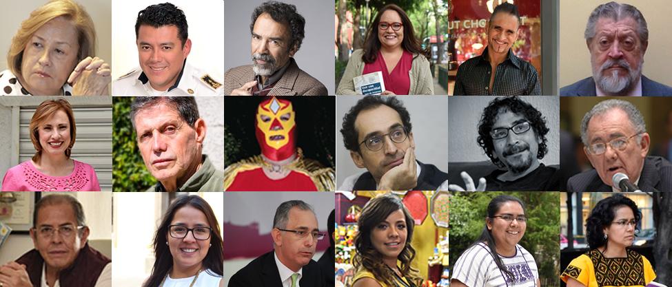 """Quiénes son y qué hacían los """"nuevos"""" rostros del Constituyente"""