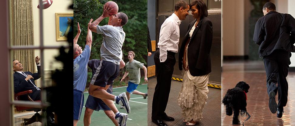 18 imágenes que tomó el fotógrafo personal de Los Obama