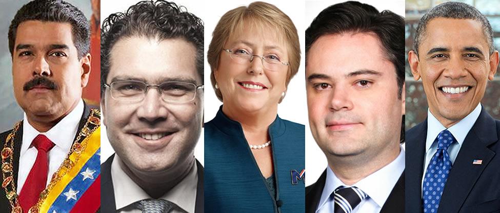 Políticos que decidieron bailar y gobernar [VIDEOS]