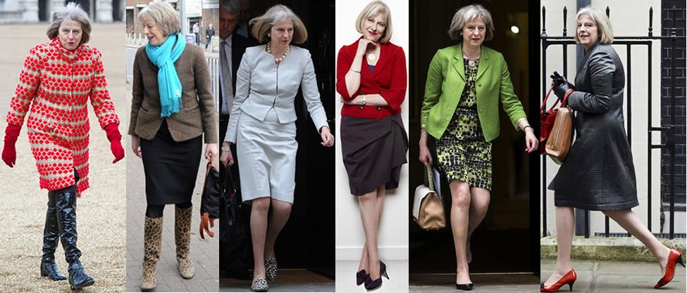 Los Outfits de la Primera Ministra del Reino Unido