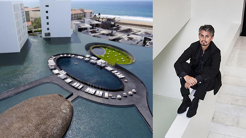 El arquitecto de la Casa Blanca tiene nuevo hotel