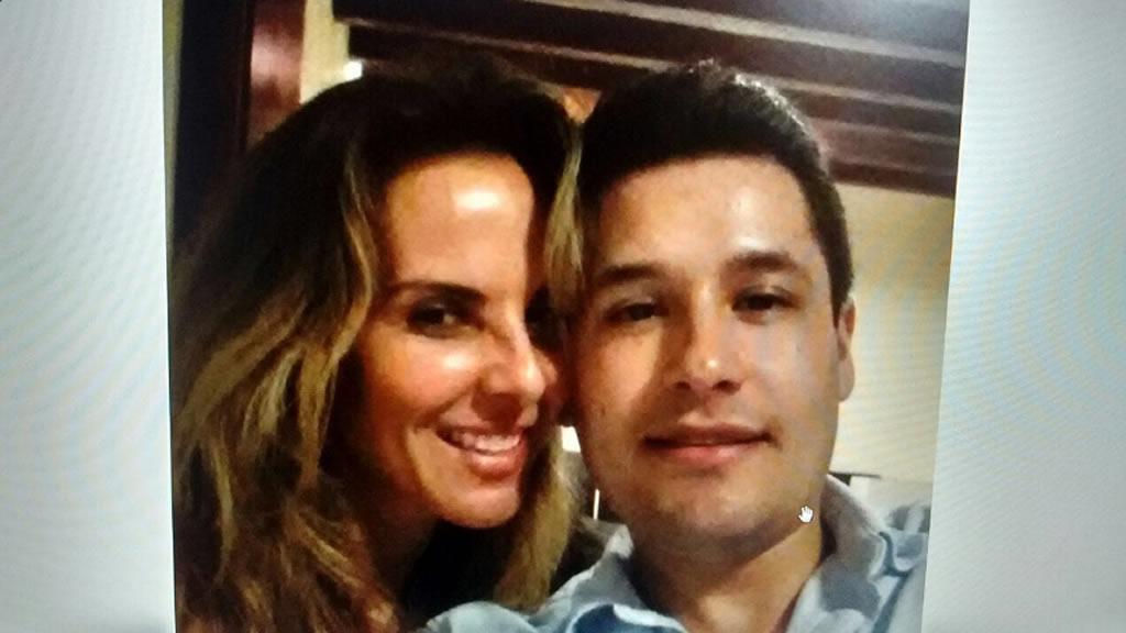 """La selfie del hijo de """"El Chapo"""" y Kate del Castillo"""