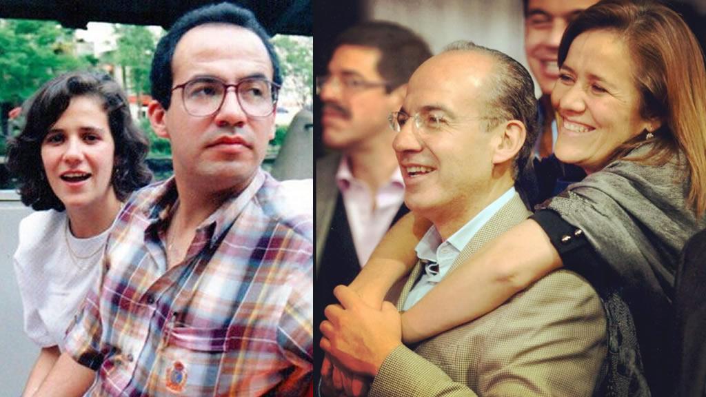 Así felicitó Margarita Zavala a Felipe Calderón
