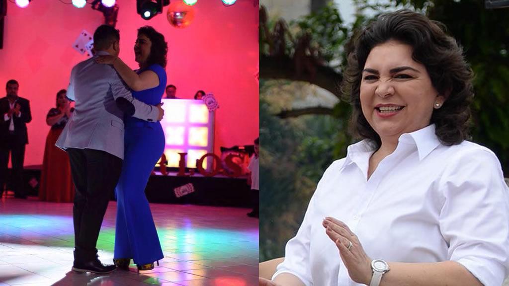 Ivonne Ortega y su otro amor