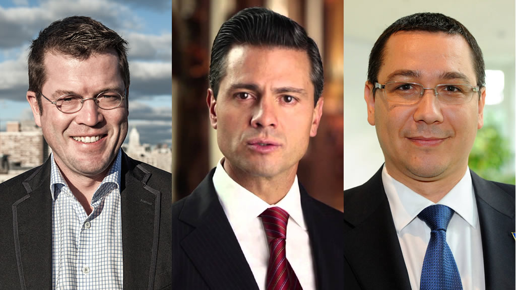 Enrique Peña Nieto no está solo