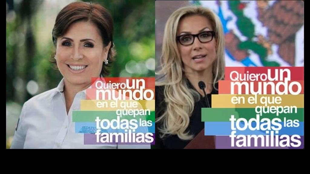 Los políticos que expresaron su apoyo al matrimonio igualitario