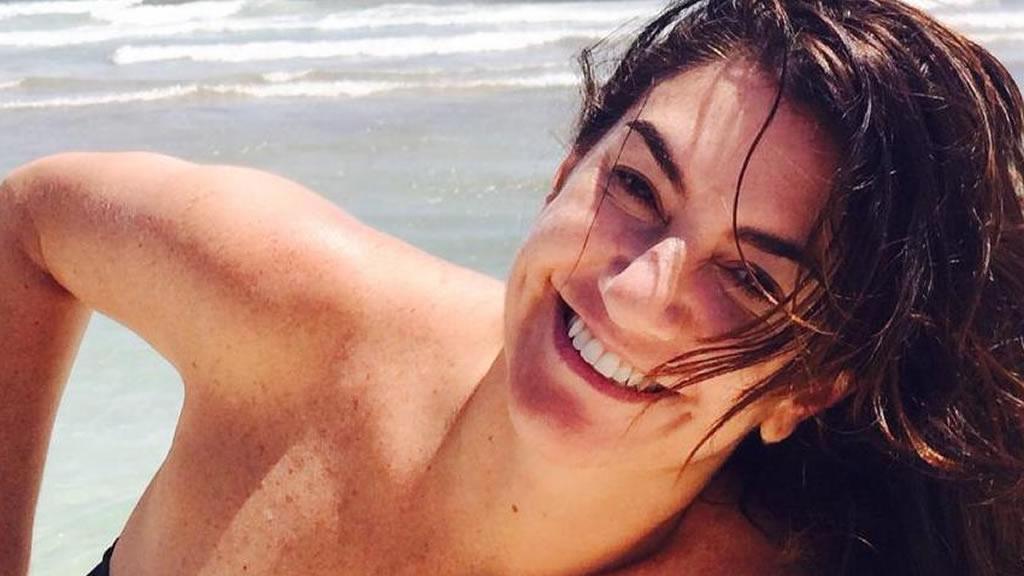 El cuerpower de Mariana Salinas