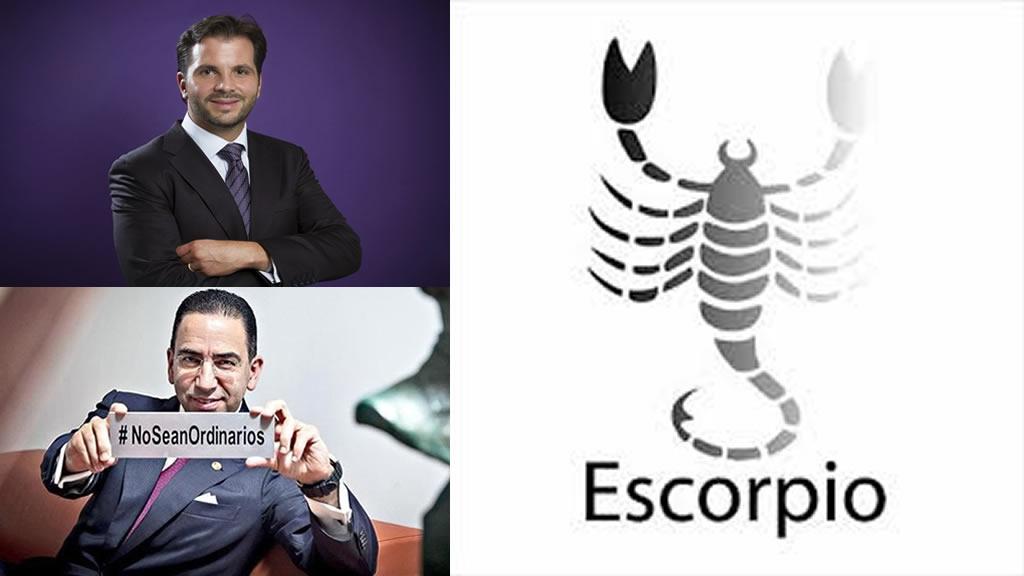 Escorpiones del poder