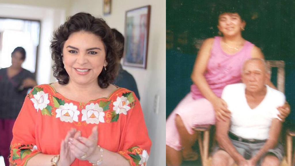 El álbum viejo de Ivonne Ortega