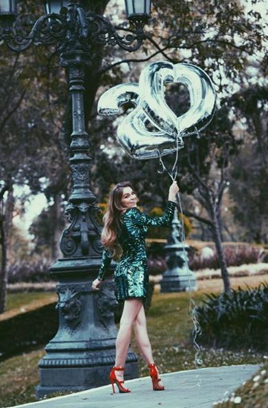 cumpleaños 20 de Sofía