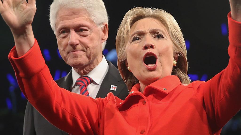 ¿Cómo se le va a decir a Bill Clinton?