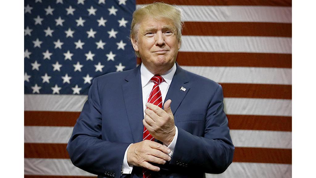 Donald Trump es el próximo presidente de los Estados Unidos de América
