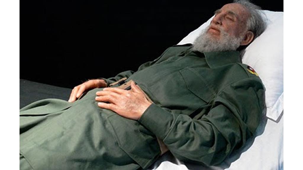 Fidel Castro ha muerto