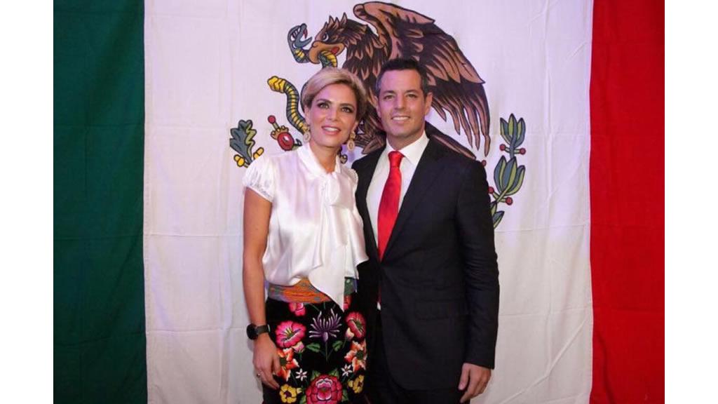 Quién es la nueva primera dama de Oaxaca