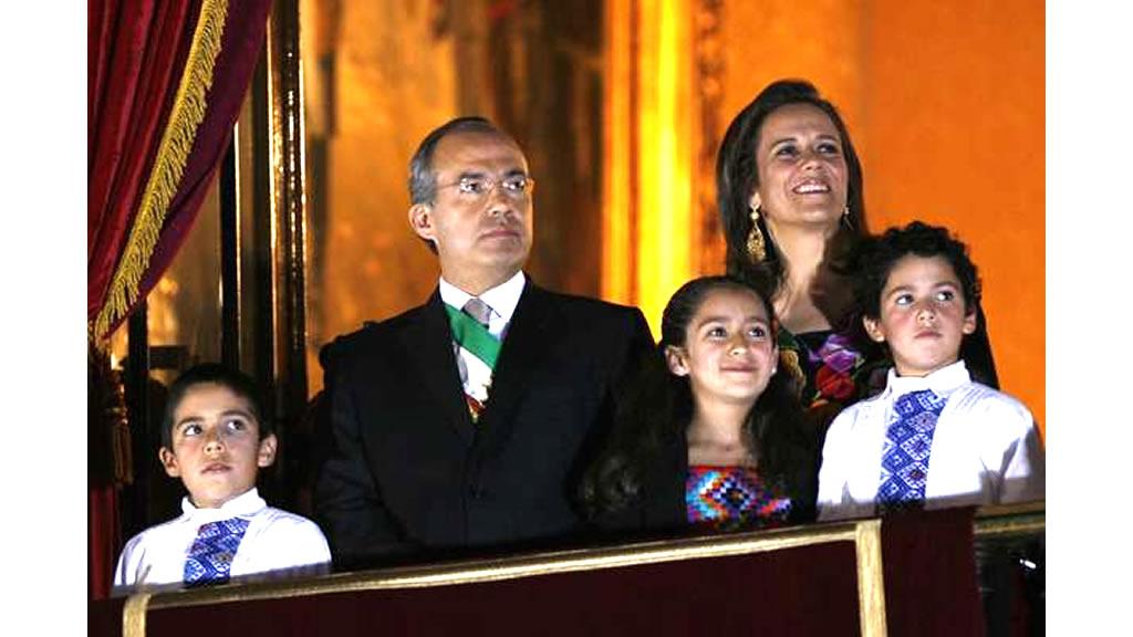 Así ha crecido la hija de Margarita Zavala y Felipe Calderón