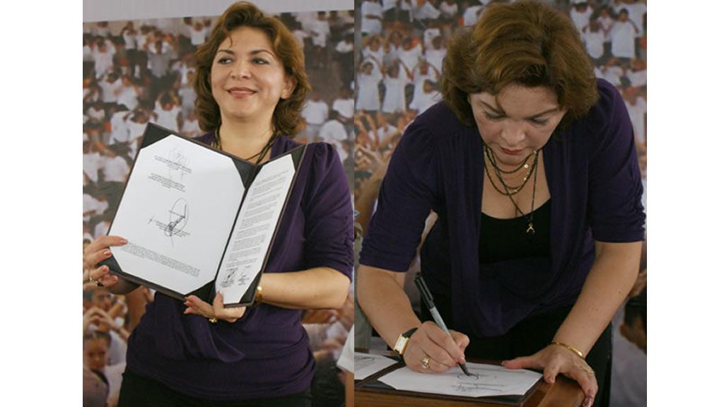 Cuáles son los secretos que guarda la firma de Ivonne Ortega