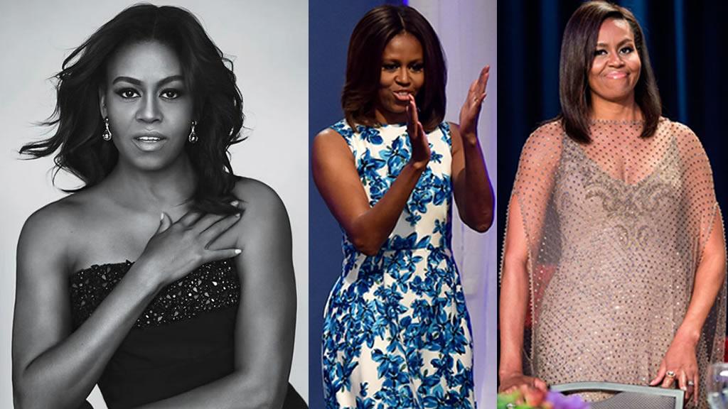 Los 53 outfits por los 53 años de Michelle Obama