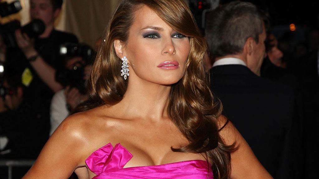 La firma de Melania Trump revela su personalidad
