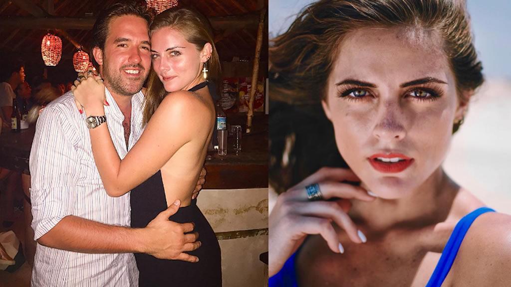 Las fotos que te dejarán sin aliento de la novia de Gamboa