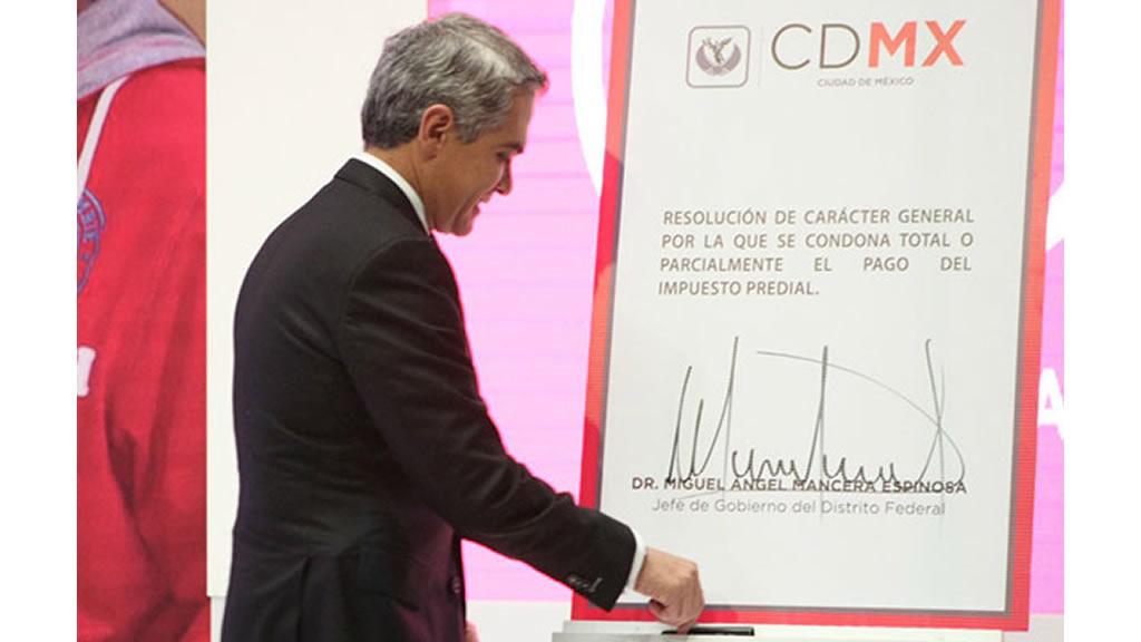 La grafología de Miguel Ángel Mancera