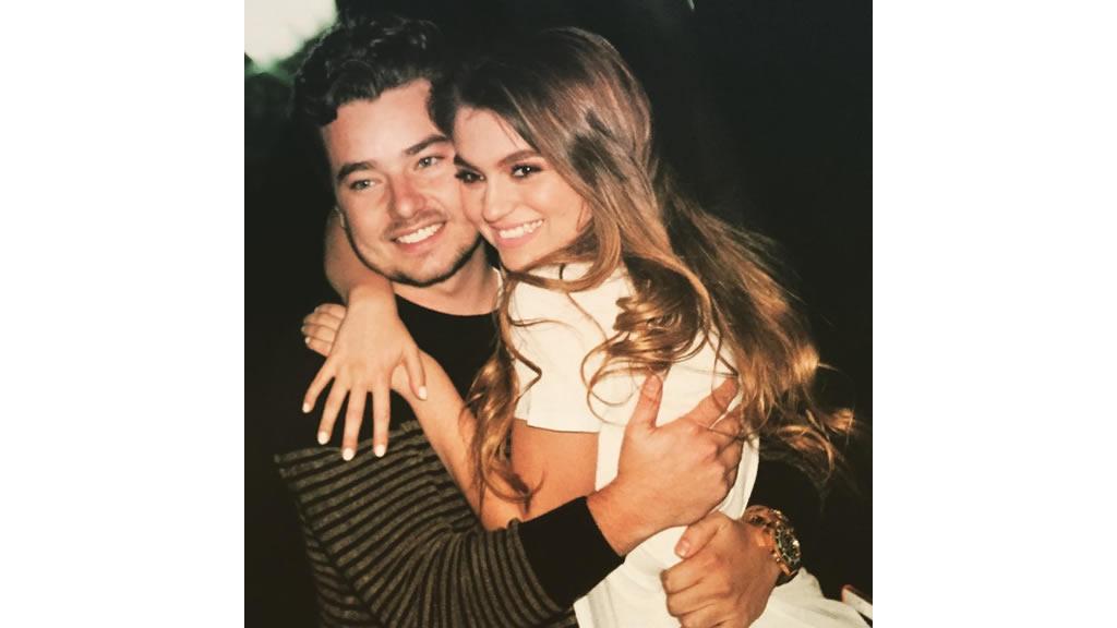 La foto que el novio de Sofía Castro no quiere que veas