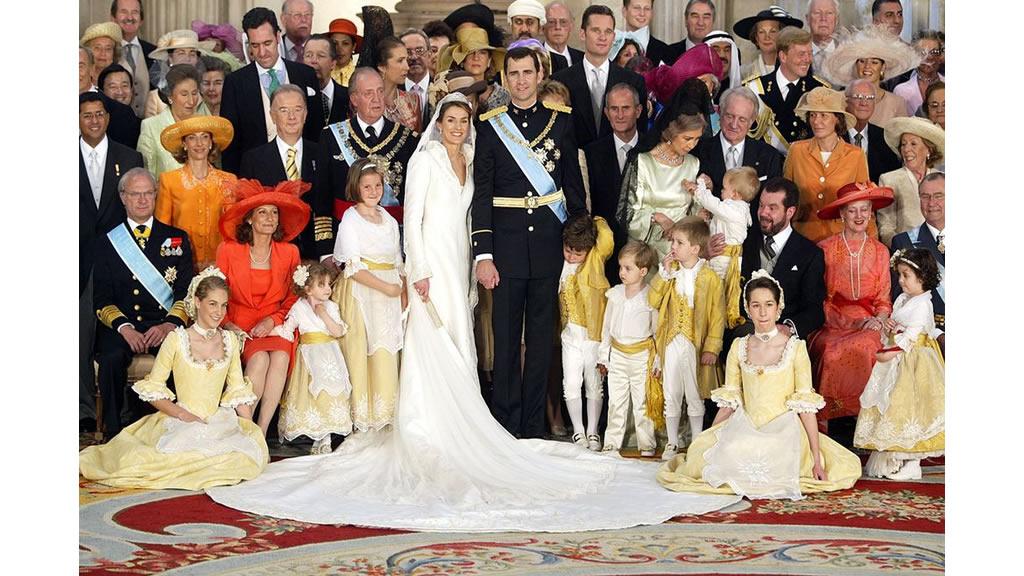 La familia real española tendrá un preso entre sus integrantes