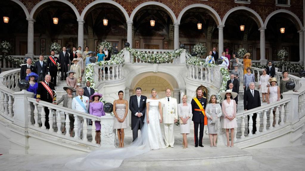 La mexicana que emparentó con la familia real de Mónaco