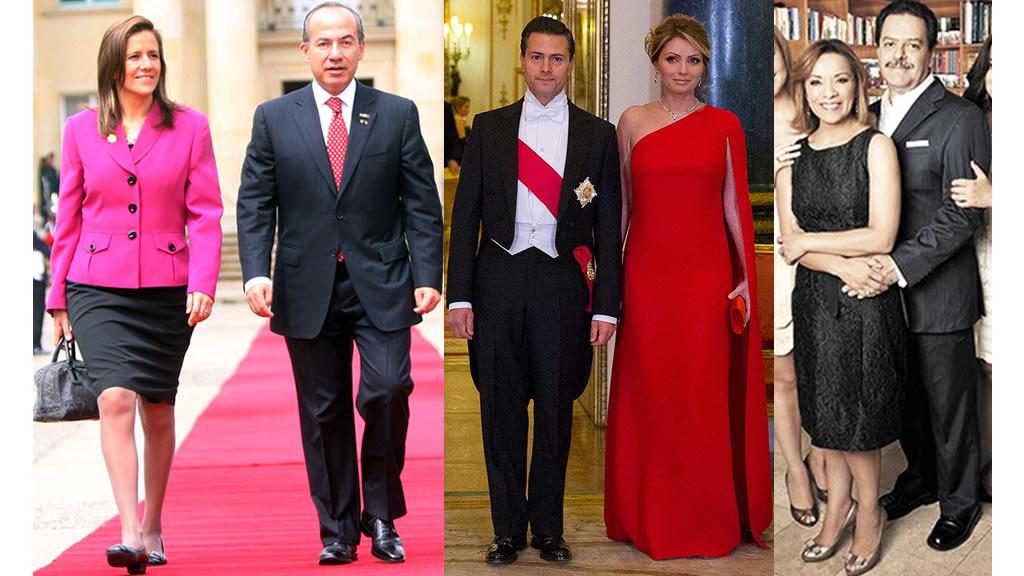8 vestidos de novia de ocho mujeres que se dedican a la política