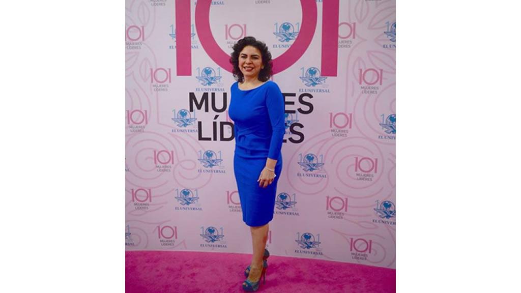 Qué políticas están entre las 101 mujeres líderes