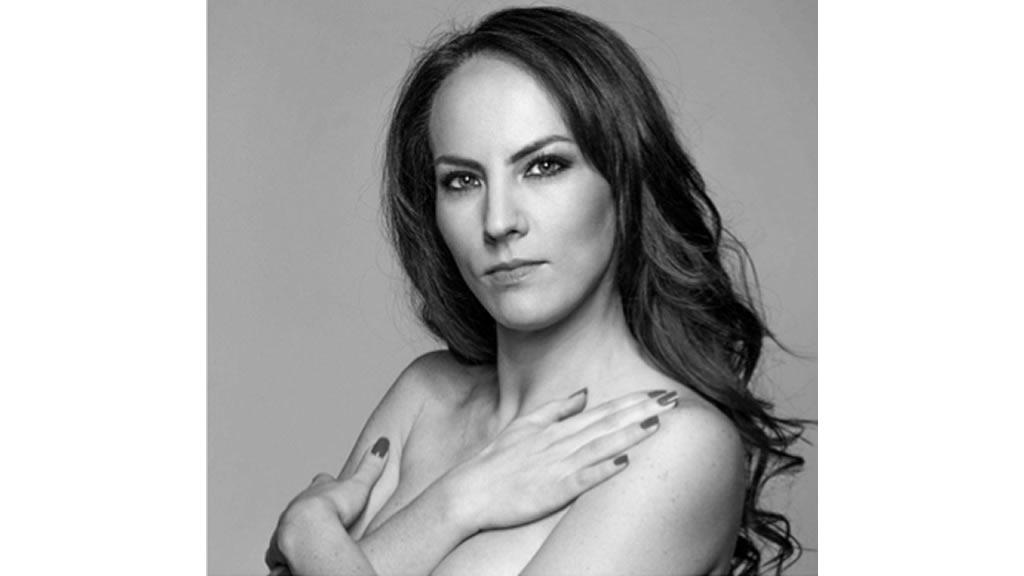 Así se festejó Gabriela Cuevas sus 38 años