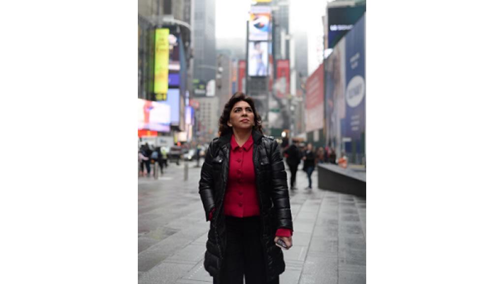 Ivonne Ortega y su recorrido por Estados Unidos