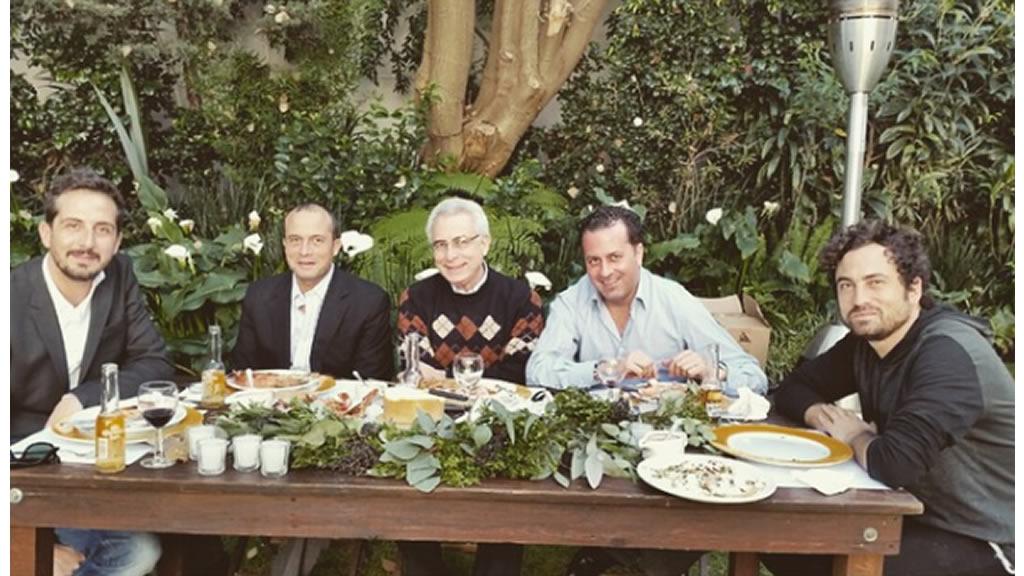 La familia de Ernesto Zedillo y Nilda Patricia crece