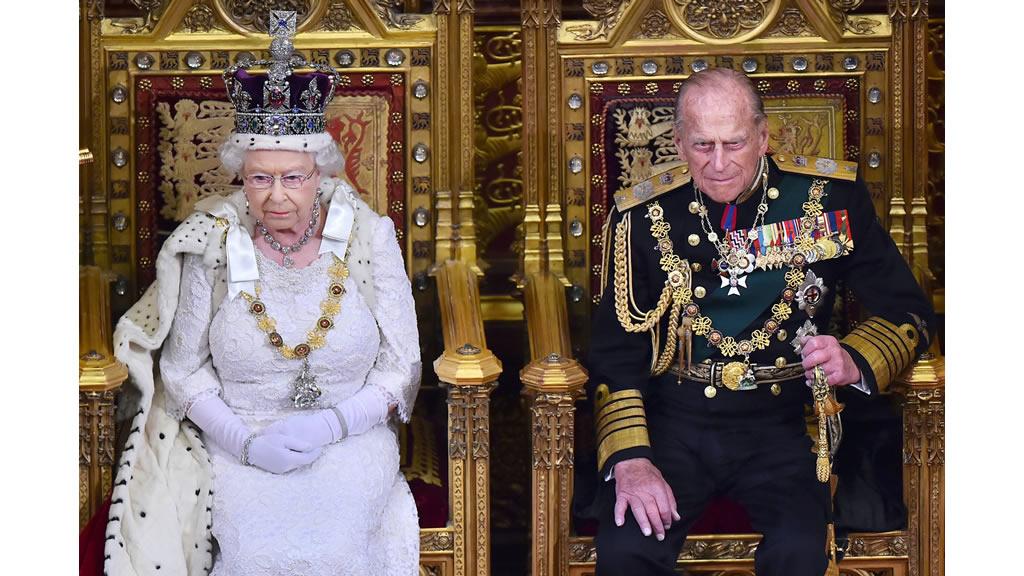 El esposo de la reina Isabel II se retira