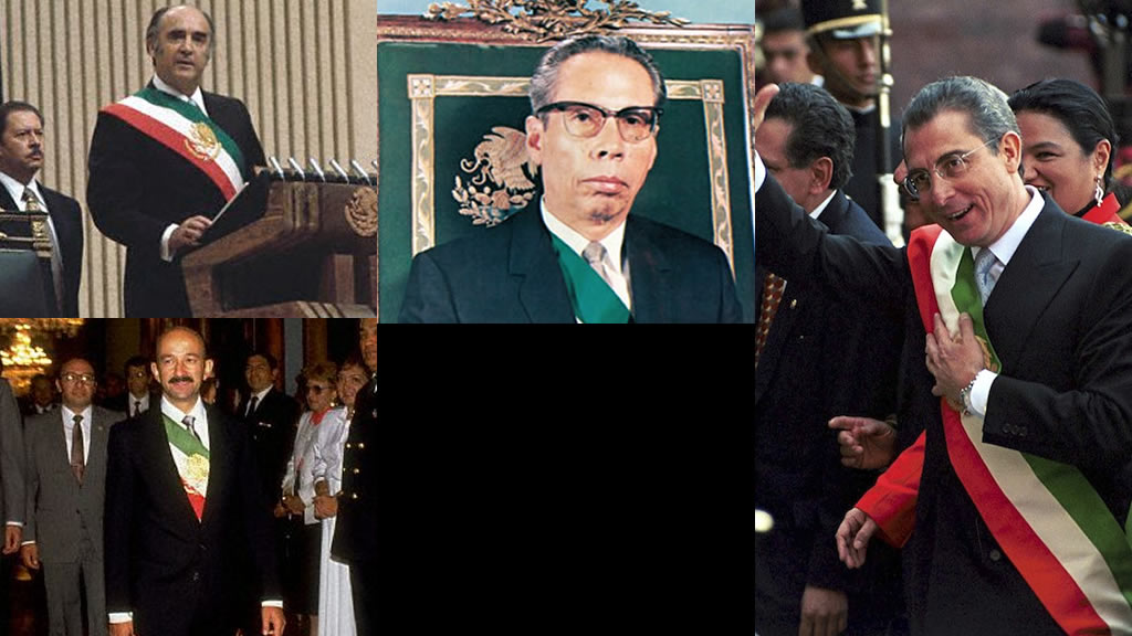 Las aficiones de los expresidentes de México