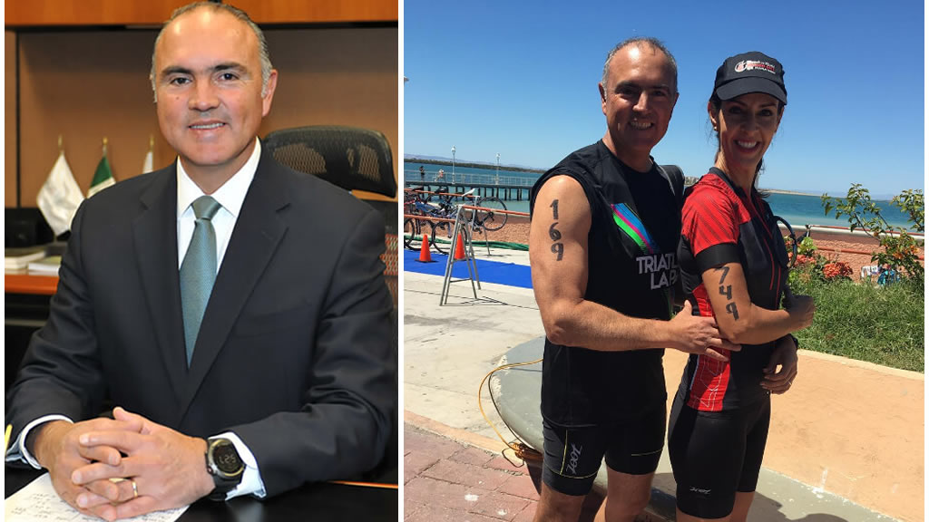 El secretario de Estado más deportista que tiene Peña Nieto
