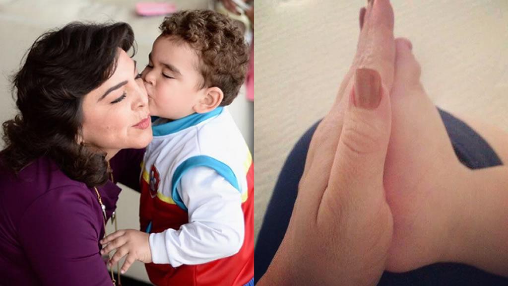 Las 9 fotos más tiernas de Ivonne Ortega con Álvaro Humberto