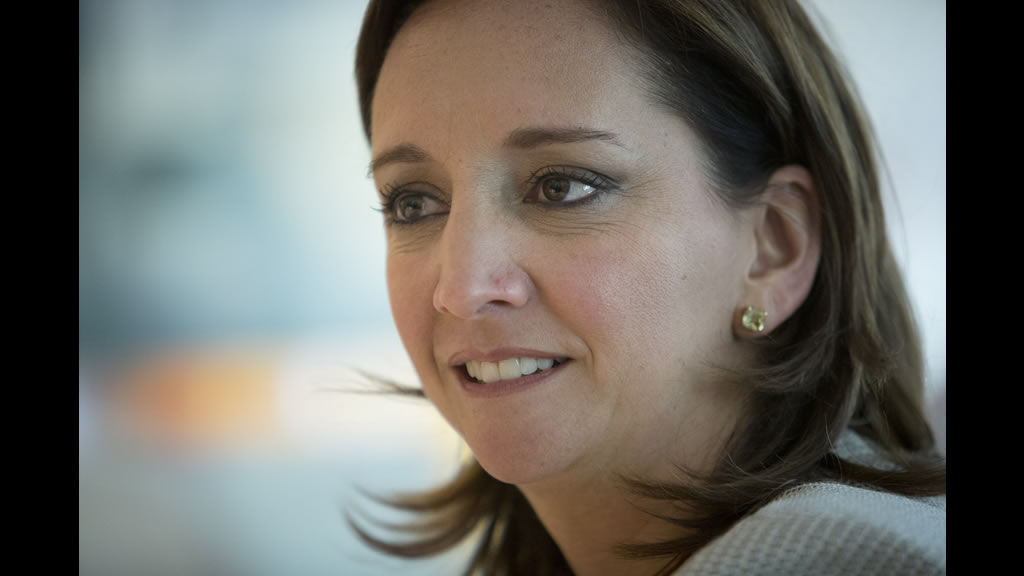 La relación más estable de Claudia Ruiz Massieu