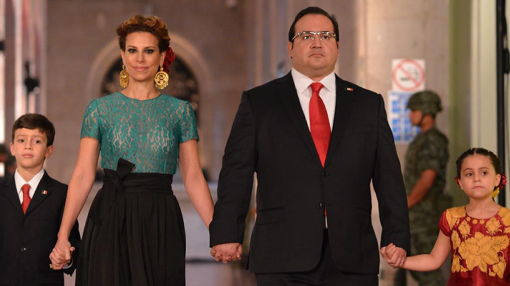 16 datos de la relación entre Javier Duarte y Karime Macías