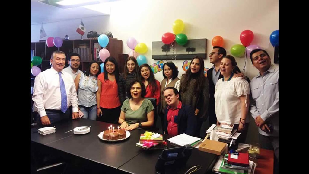 Mariana Gómez del Campo disfrutó cumplir 39 años
