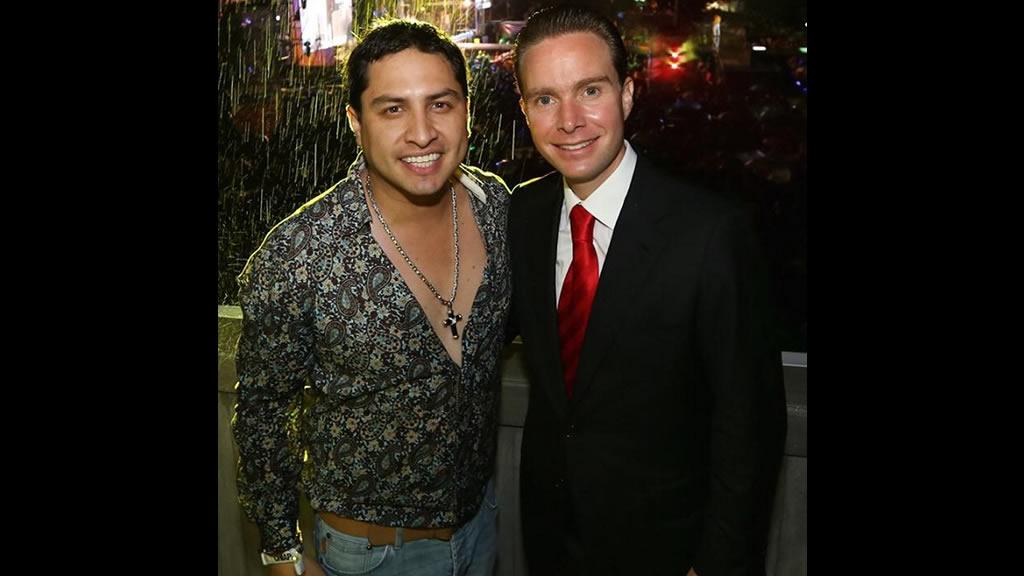 La amistad entre Julión Álvarez y Manuel Velasco