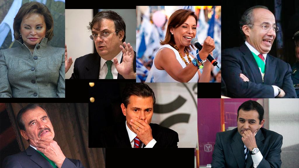 Resbalones verbales de los políticos [VIDEOS]