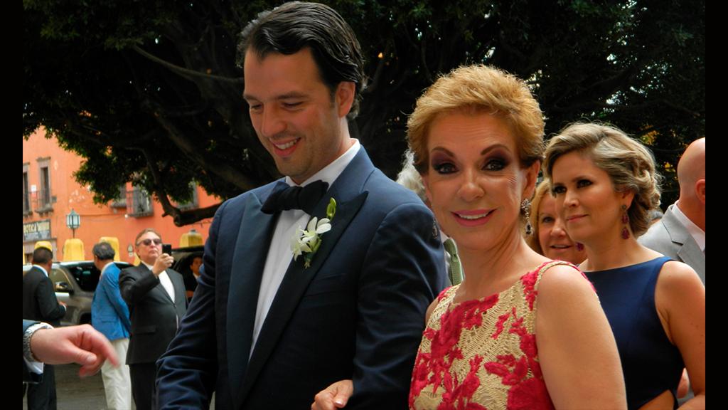 Marta Sahagún volverá a ser abuela