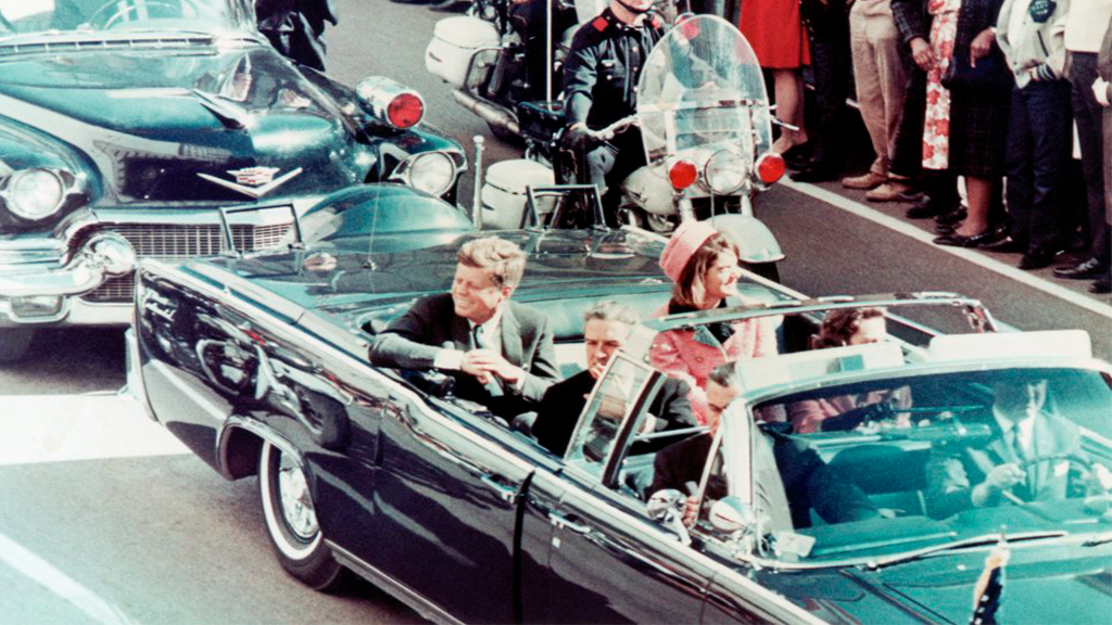 Aquí los documentos del asesinato de John F. Kennedy