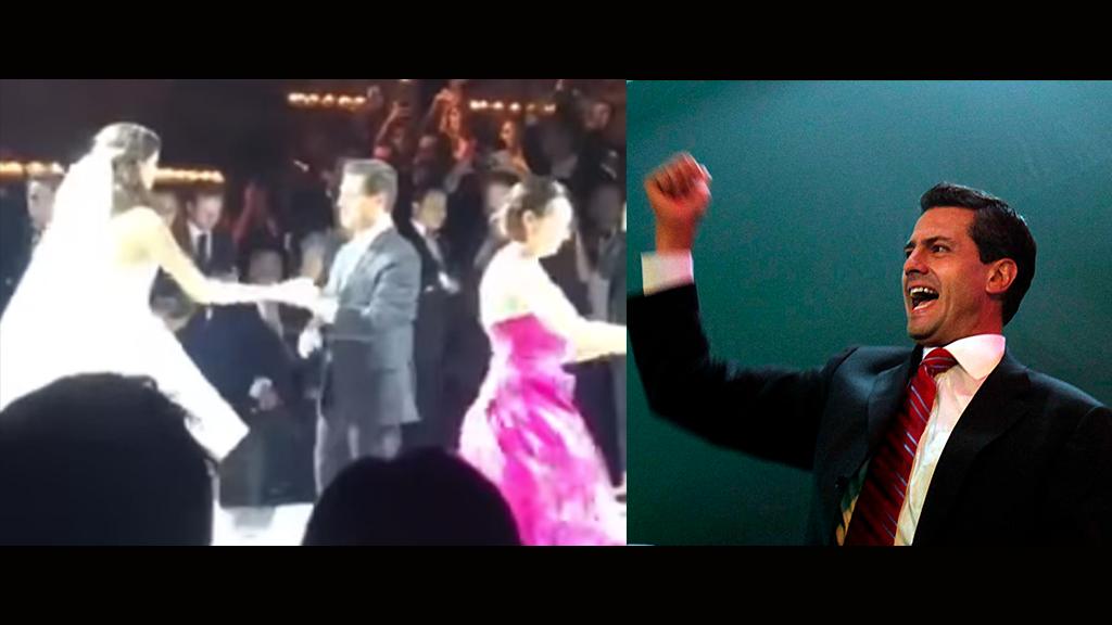 CONFIRMADO se casó la sobrina de Peña Nieto