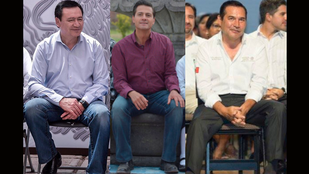 Los políticos que se abren de piernas [FOTOS]